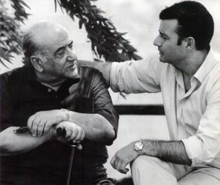 Papà Elio (II generazione) e Fabio