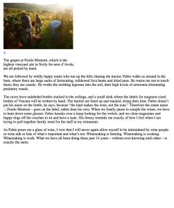 """In the Vines"" Gabrielle Hamilton Page 10"