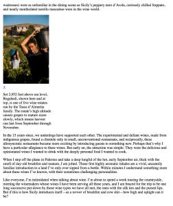 """In the Vines"" Gabrielle Hamilton Page 2"