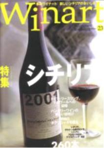 Winart cover